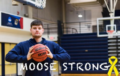 "Communities Rally Behind BVU Student-Athlete Canyon ""Moose"" Hopkins as he Battles Rare Form of Cancer"