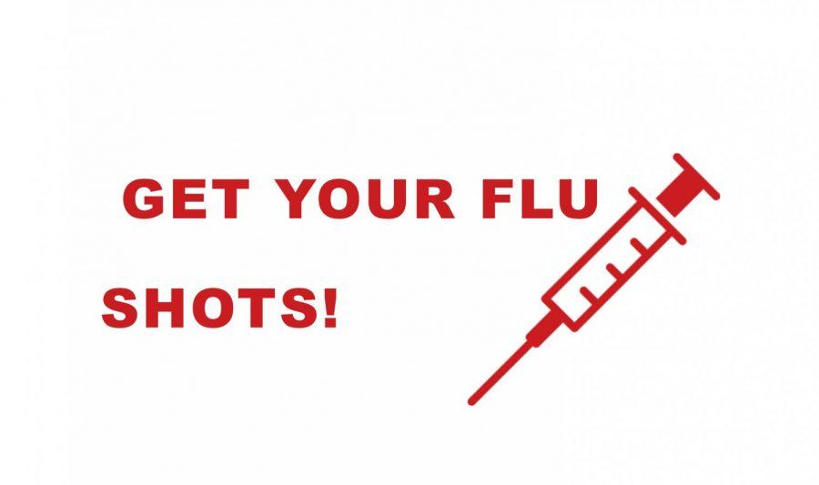 Health Services Provides Free Flu Shots