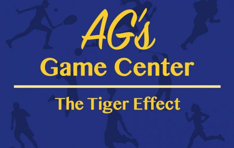 AG's Game Center: The Tiger Effect