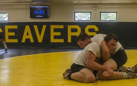 Buena Vista Wrestling Prepares for Season Opener on Nov. 3