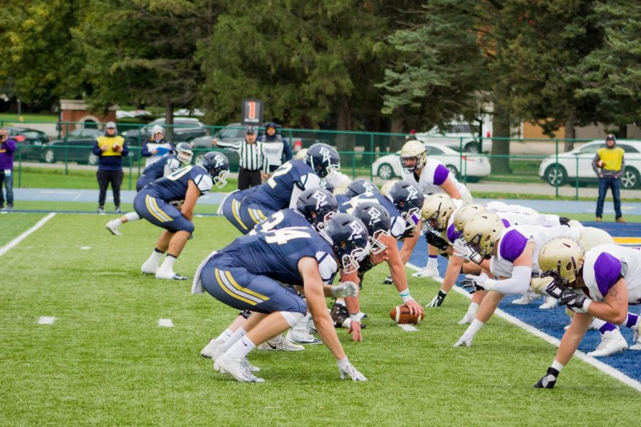 Beaver Football Fails to Capitalize on Big Lead in Homecoming game