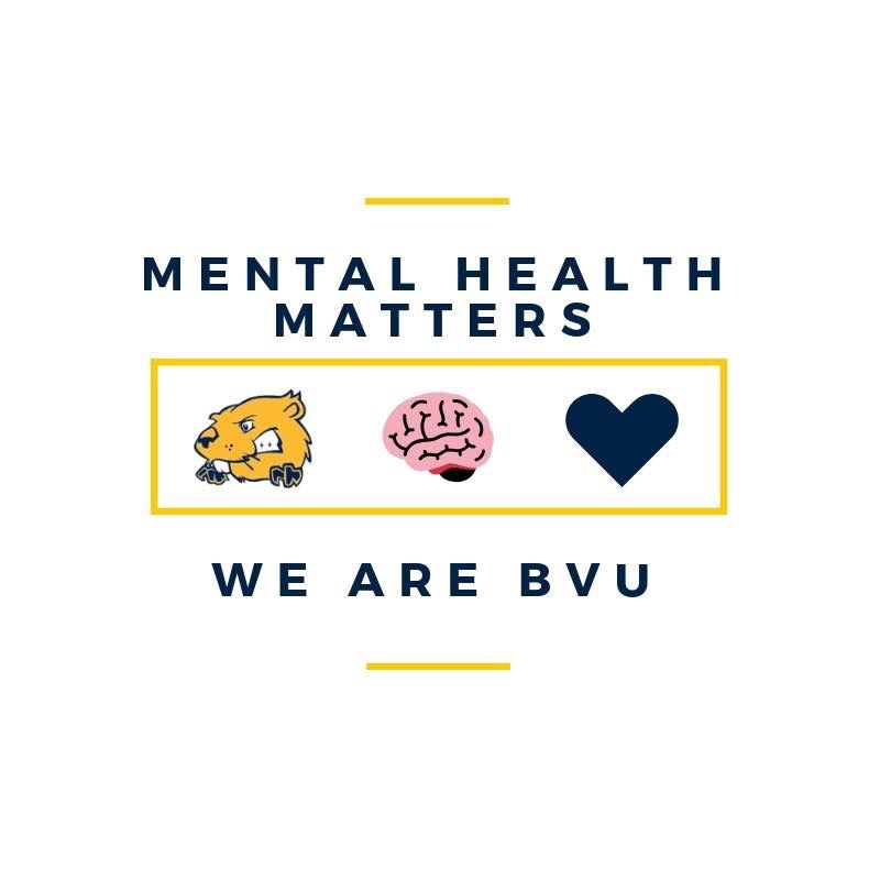Bvu Student Athletes Push For Mental Health Literacy On Campus The