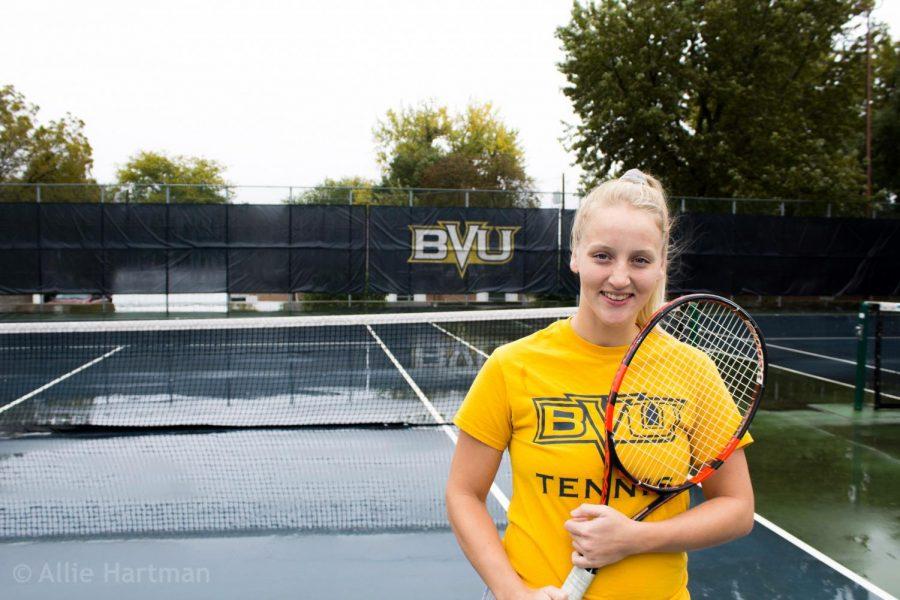 Whos Who in Beaver Sports: Emma Hartz