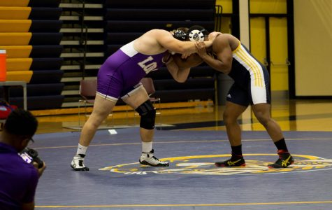 Buena Vista Wrestling takes away Positives from their Season Opening Loss to #13 Loras