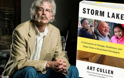 A Conversation with Art Cullen: Watchdog Journalism in the Heartland