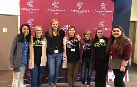BVU Students Attend Civic Engagement Conference