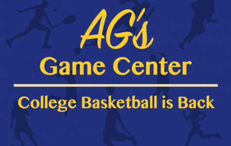 AG's Game Center: College Basketball is Back!
