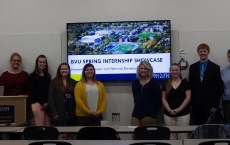 Spring 2019 Internship Showcase
