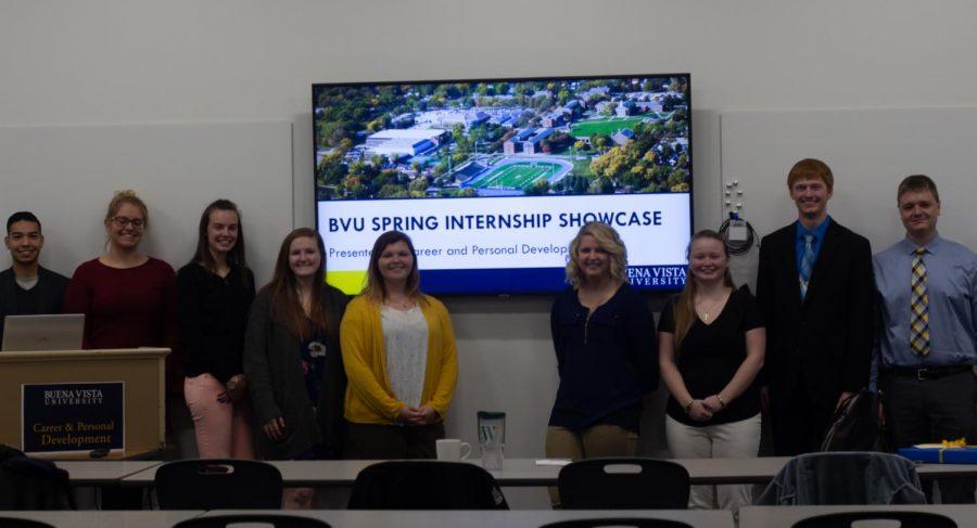 Spring 2019 Internship Showcase