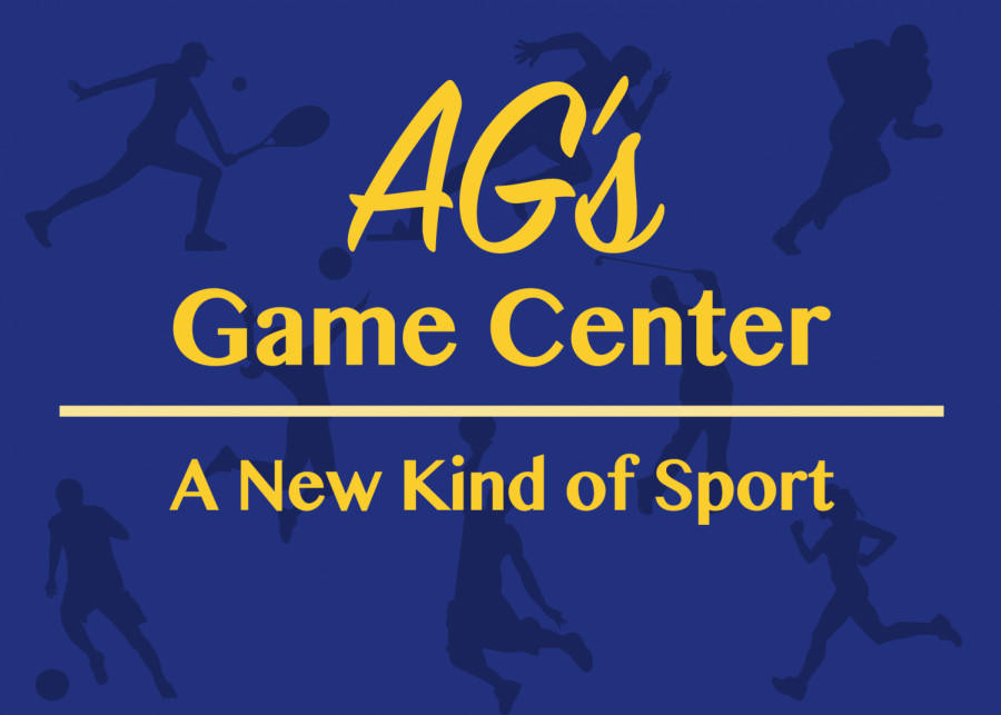 AG's Game Center: A New Kind of Sport