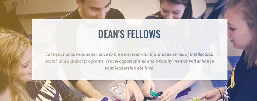 New Faces Lead Deans Fellowship Program
