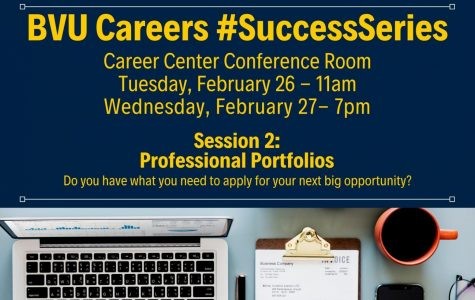 Success Series: How to Build Your Professional Portfolio