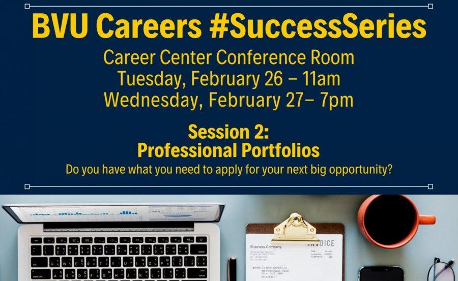 Success Series: How to Build Your Professional Portfolio