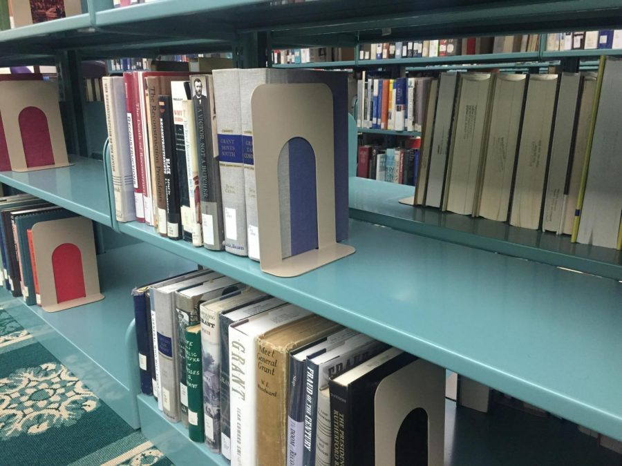 BVU Library Decreases Physical Holdings by 50 Percent
