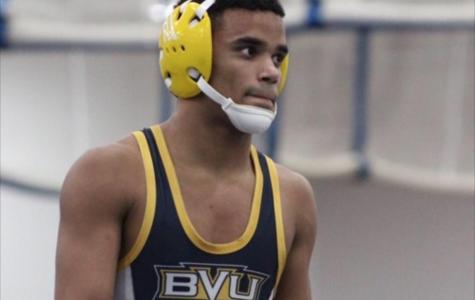 Personality Profile: Wrestler Byron Fleming