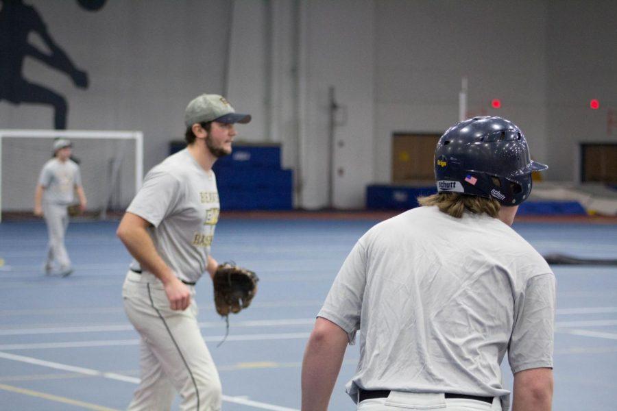 BVU+Baseball+Hopes+to+Bounce+Back