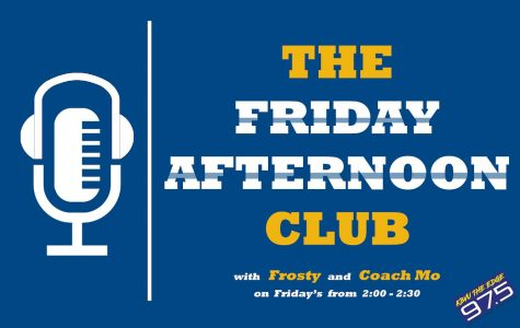 The Friday Afternoon Club w/ Frosty & Coach Mo – 4.5.19