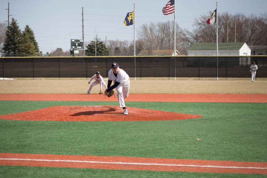 A Weekend of Ups and Downs for BVU Baseball