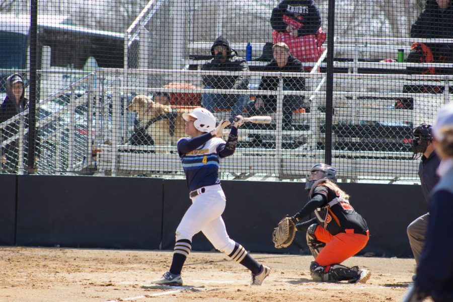 A Weekend Series Split versus #8 ranked Coe looks to get the BVU Softball Team Back on Track