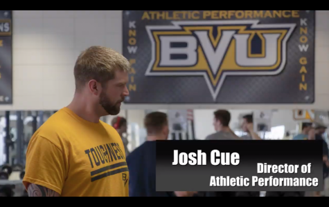 Josh Cue – Director of Athletic Performance at BVU