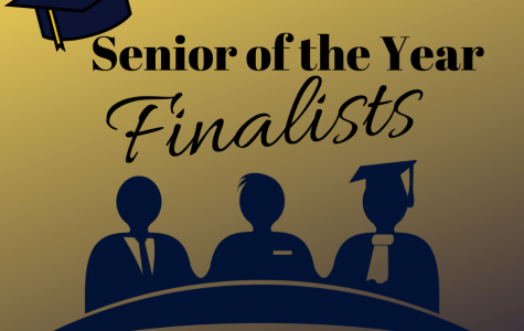 2019 Senior of the Year Finalists