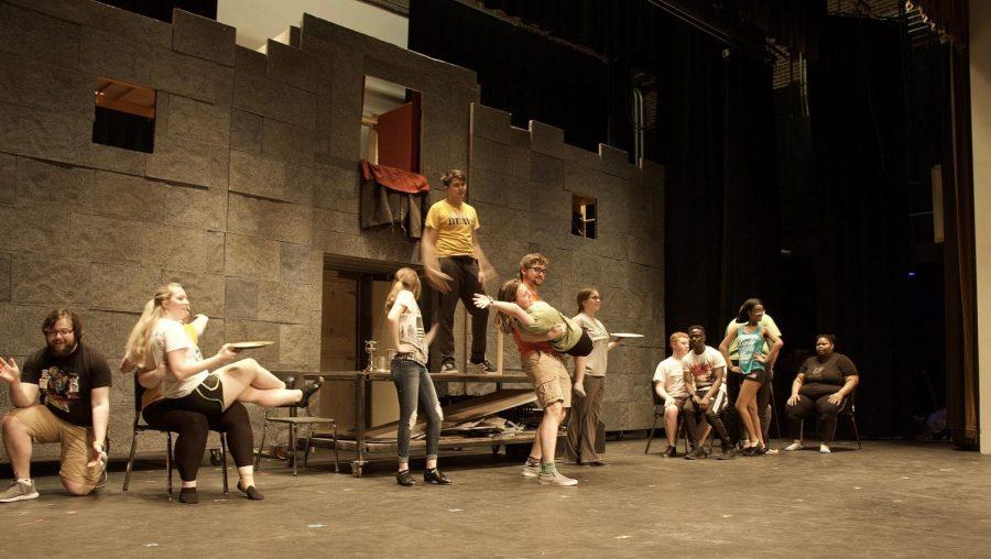 BVU+Theatre+Presents%3A+%22Spamalot%22