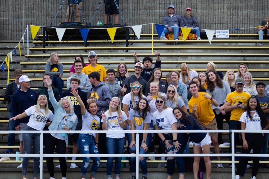 Show Your BVU Spirit: Homecoming 2019