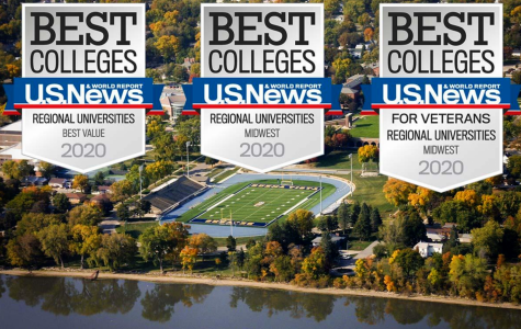 BVU Receives 2020 Best Valued School Award