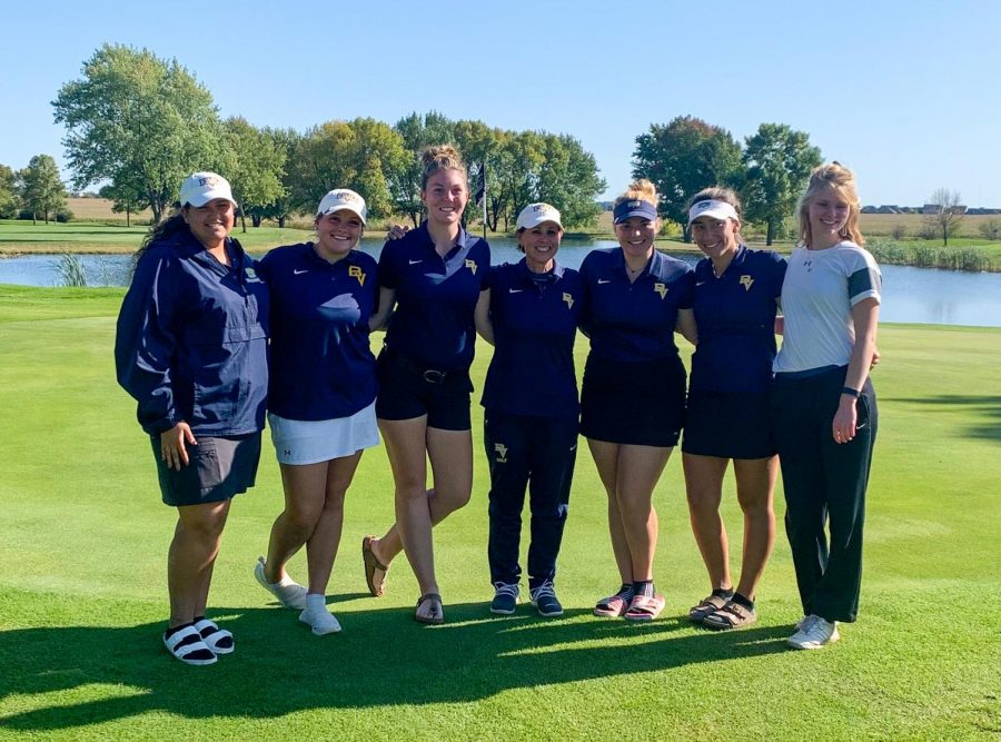 Women's Golf has Decade High Finish & Three Medalists at ARC Championships