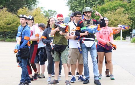 Oh, The Zombies You'll Find: HVZ Overtakes BVU Once Again