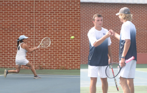 Fall Tennis Recap