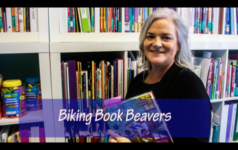 Biking Book Beavers