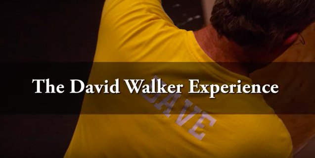The David Walker Experience