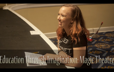 Education Through Imagination: Magic Theatre