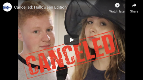 Cancelled: Halloween Edition