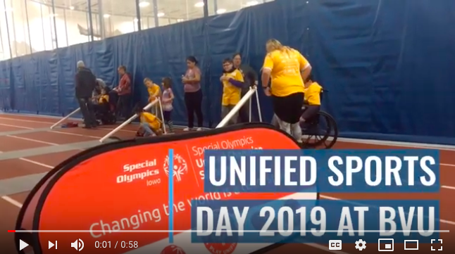 BVU Hosts Unified Sports Day 2019