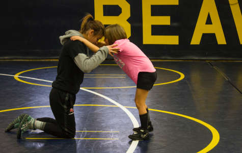 Women's Wrestling: Building Community and Encouraging Growth