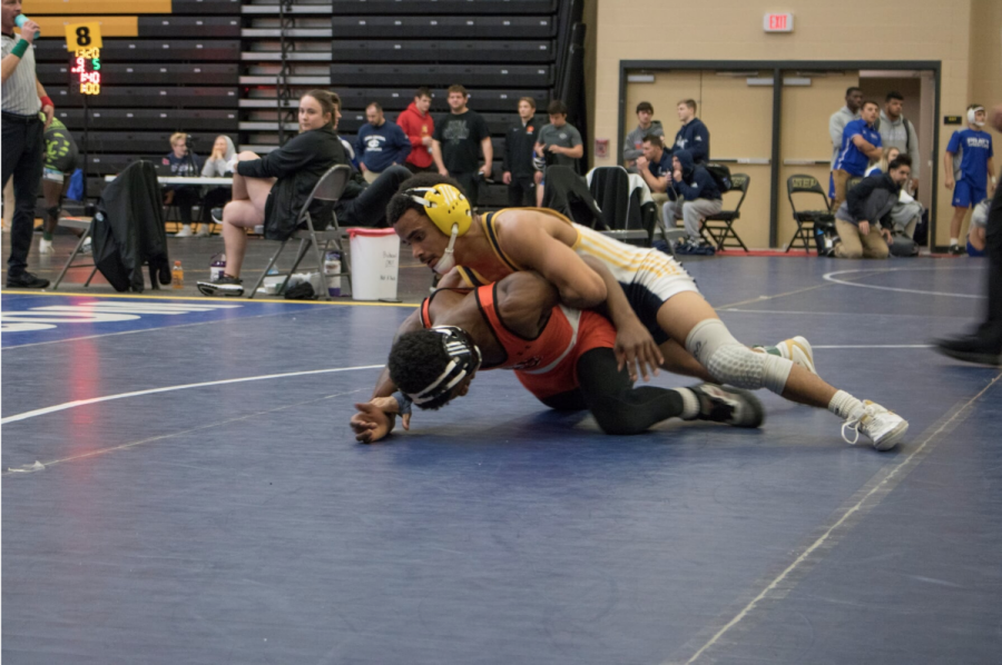 What's New with BVU Wrestling?