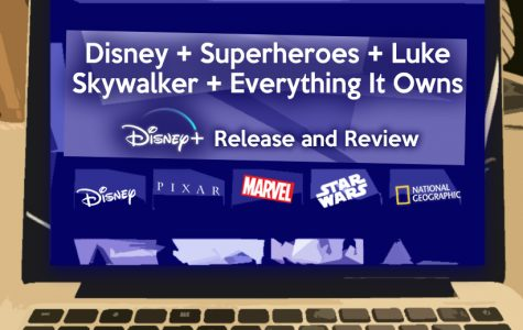 Disney Plus Super Heroes Plus Luke Skywalker Plus Everything Else It Owns: Disney+ Release and Review