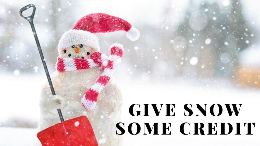 Give Snow Some Credit