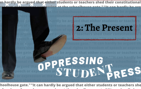 Oppressing Student Press: The Present