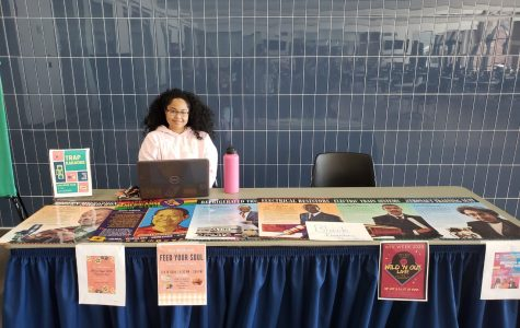 Black History Taught Through BSU Lunch and Learn