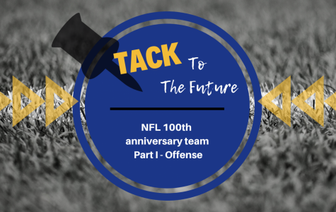NFL 100th anniversary team Part I - Offense