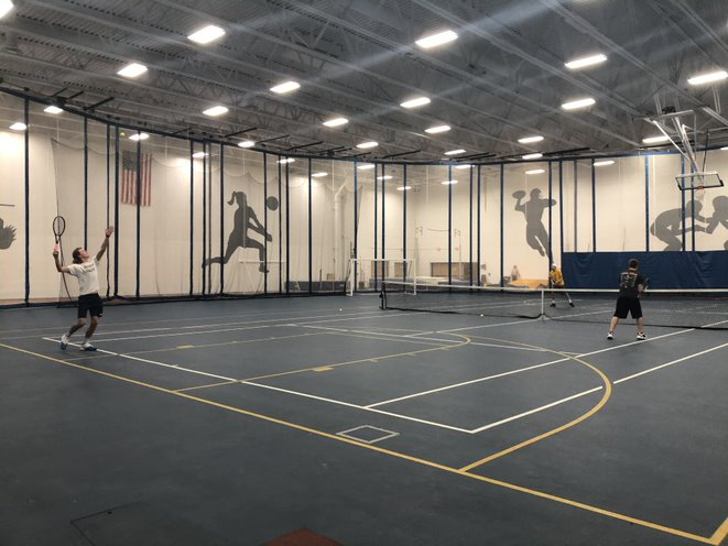 BVU Men's Tennis Starts Off Strong