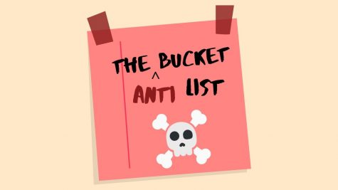 The Anti-Bucket List: Allyssa Edition