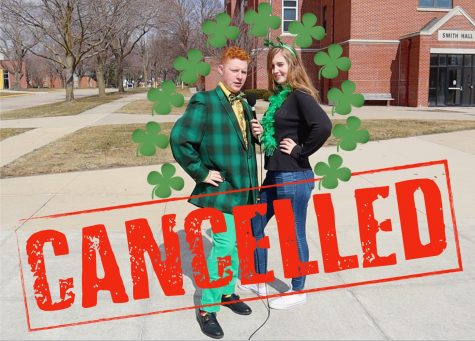 Cancelled: St. Patrick