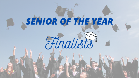 2020 Senior of the Year Nominees