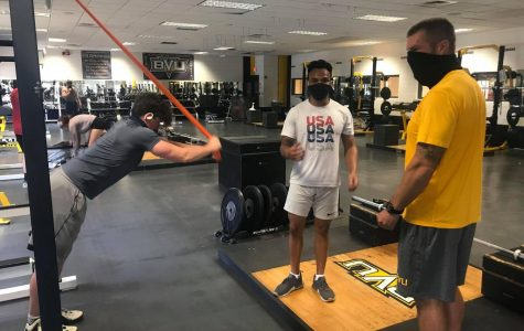 Pandemic Weight Room Restrictions