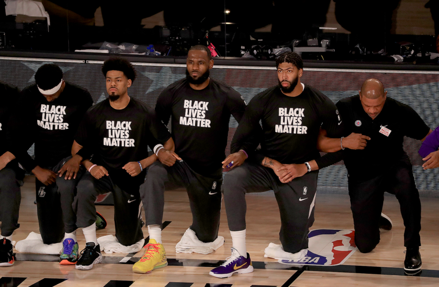 NBA Social Justice Movement