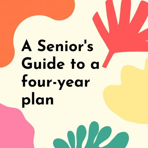 A Senior's Guide to a four-year plan